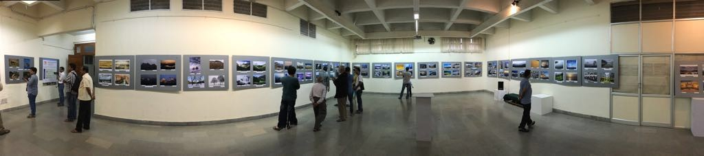 Exhibition Panorama