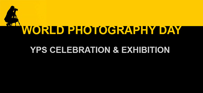 YPS World Photography Day Celebration