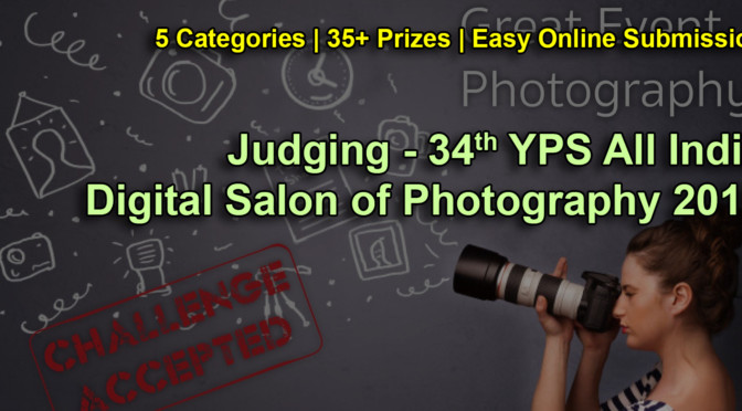 Open Judging of 34th YPS All India Salon