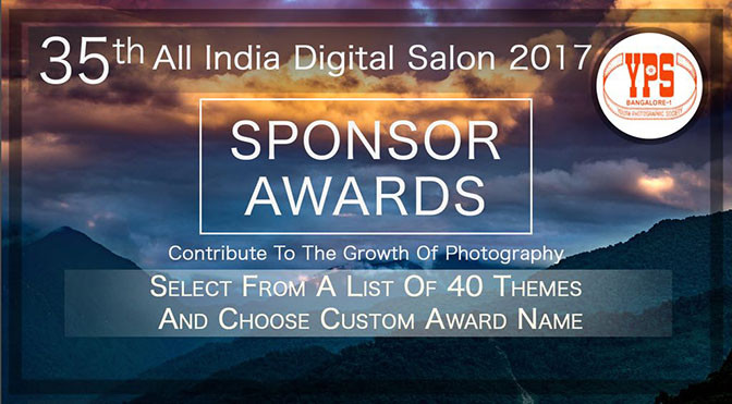 YPS 35th All India Salon – Sponsor Awards