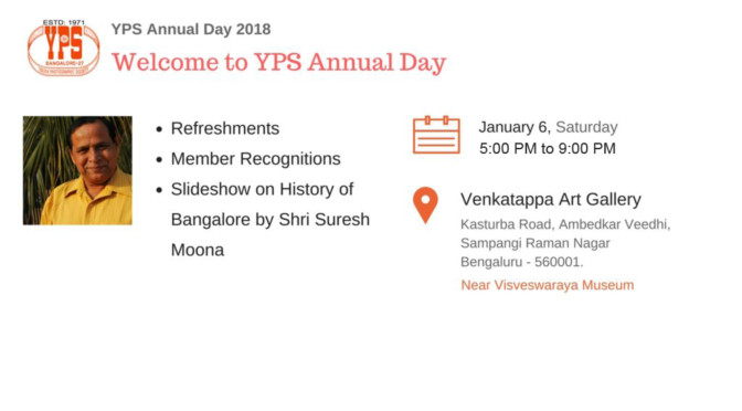 YPS Annual Day 2018