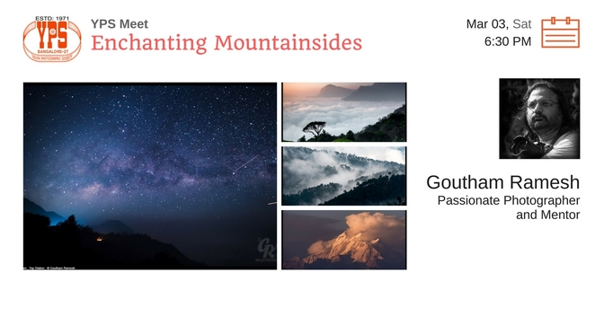 YPS Meet – Enchanting Mountainsides