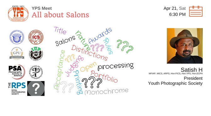 All about Salons
