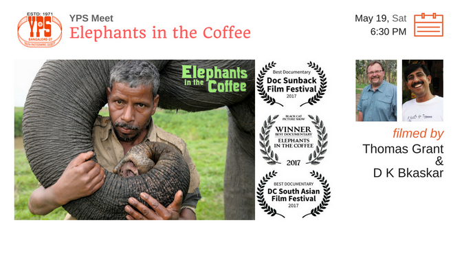 Elephants in the Coffee – Film Screening – Program Postponed