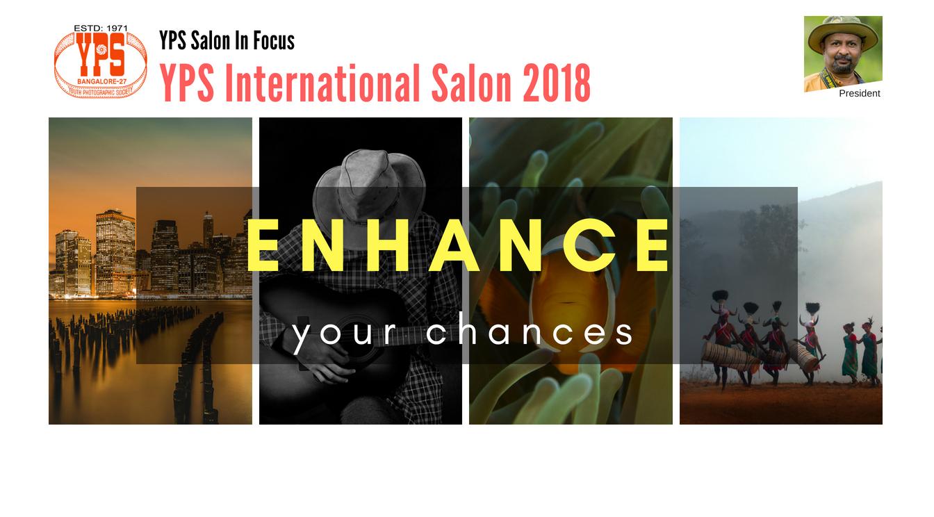 Salon in Focus - YPS International Salon 2018
