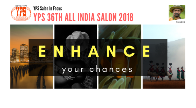 YPS Salon In Focus – YPS 36th All India Salon 2018