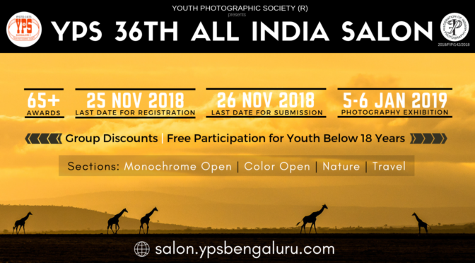 YPS 36th ALL INDIA SALON