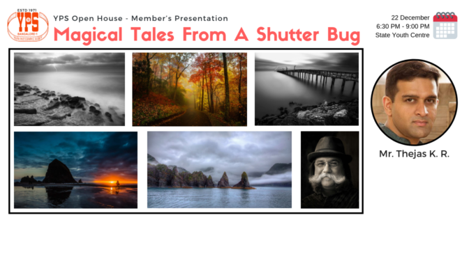 Magical Tales From A Shutter Bug
