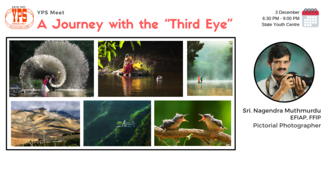"""A Journey with the """"Third Eye""""…Where Stories Born"""