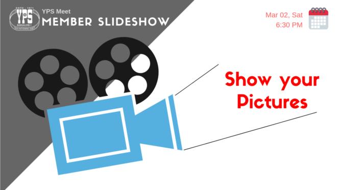 Member Slideshow – March 2019