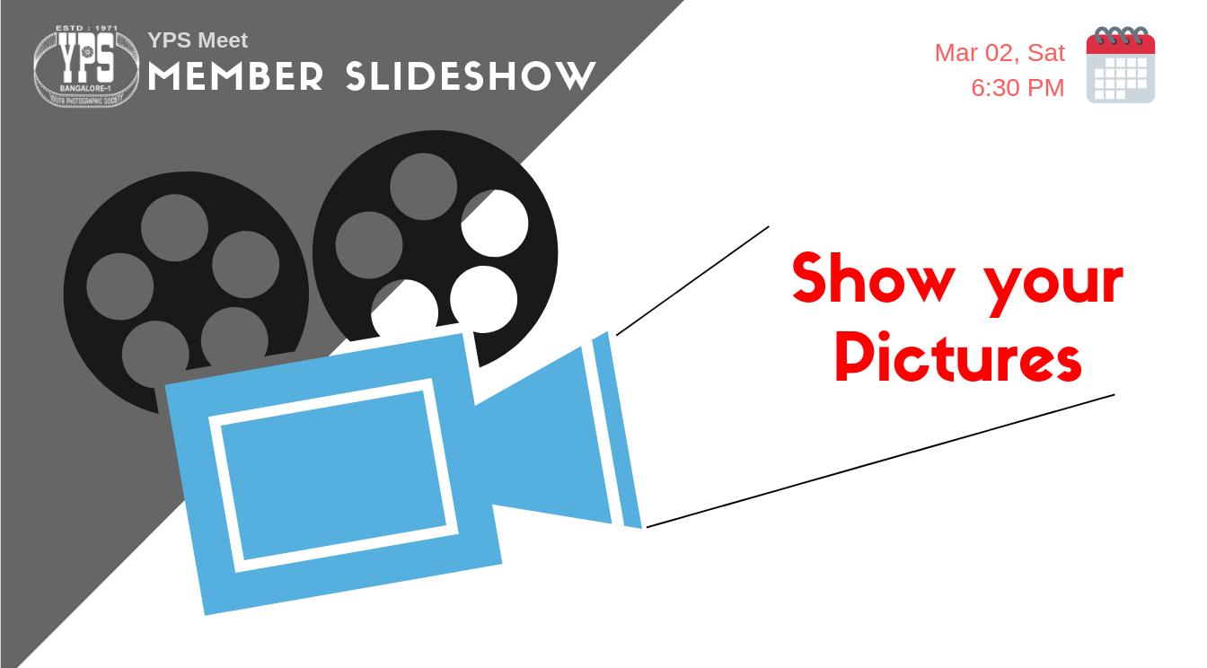 YPS Meet Member Slideshow 02 March 2019