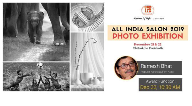 All India Salon 2019 Exhibition