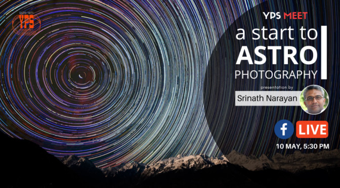 YPS Meet - A Start to Astro Photography