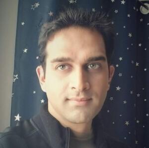 Thejas K Rajaram Profile Picture