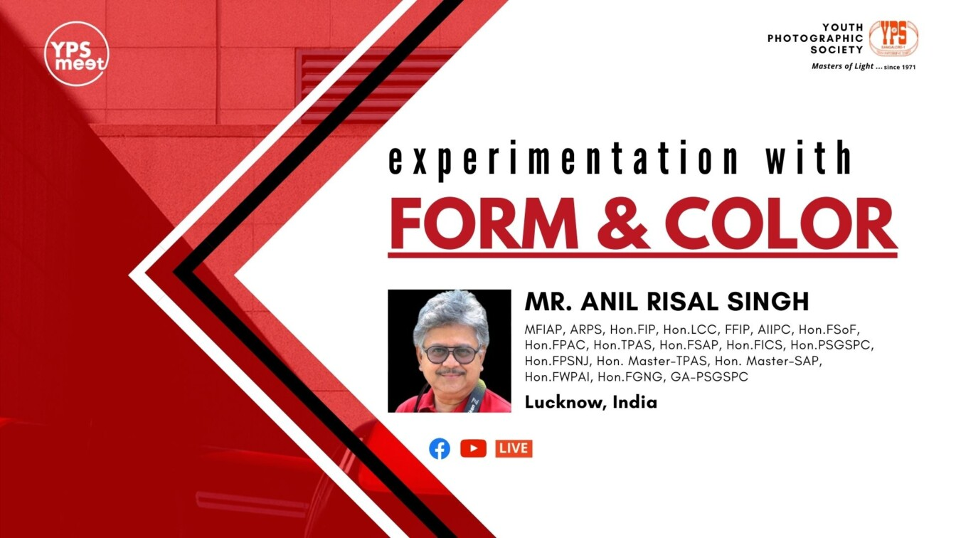 YPS Meet - Experimentation With Form And Color by Anil Risal Singh on Nov 22