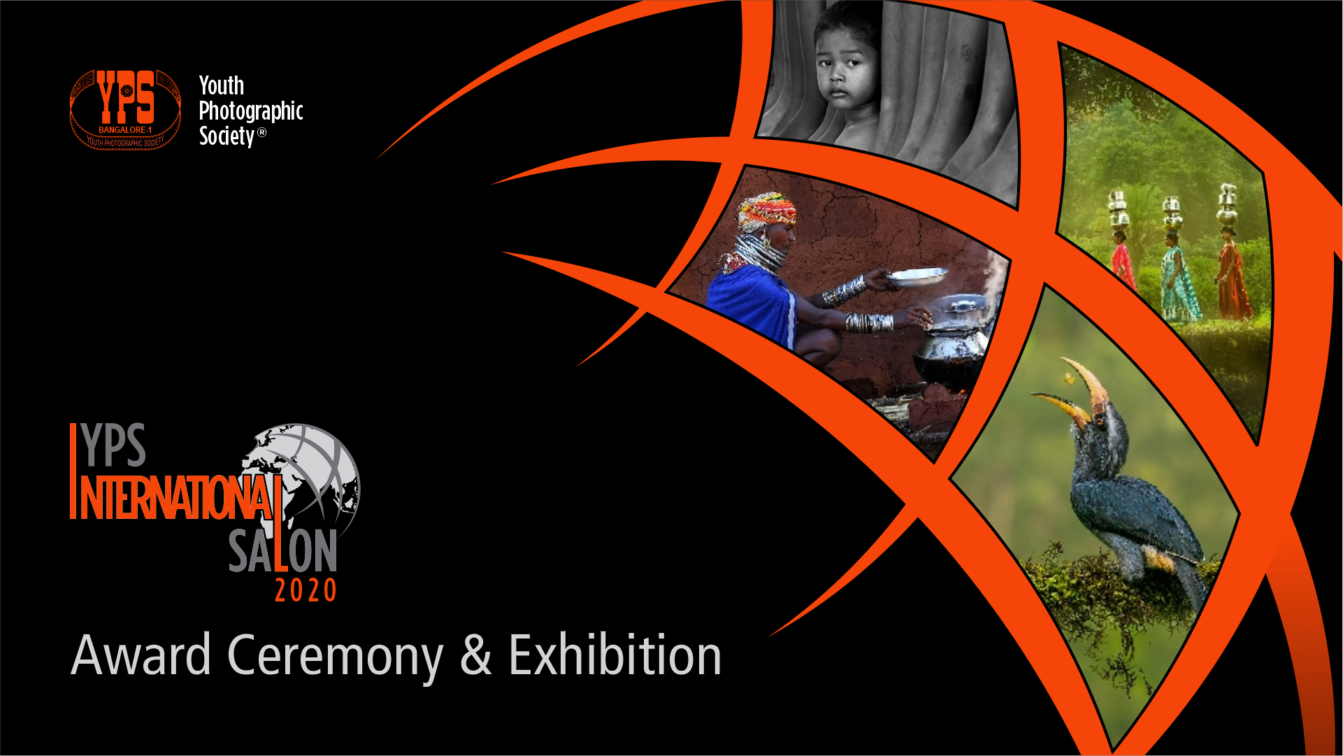 YPS International Salon 2020 Award Function and Exhibition on 16th Jan at 07:00 PM IST