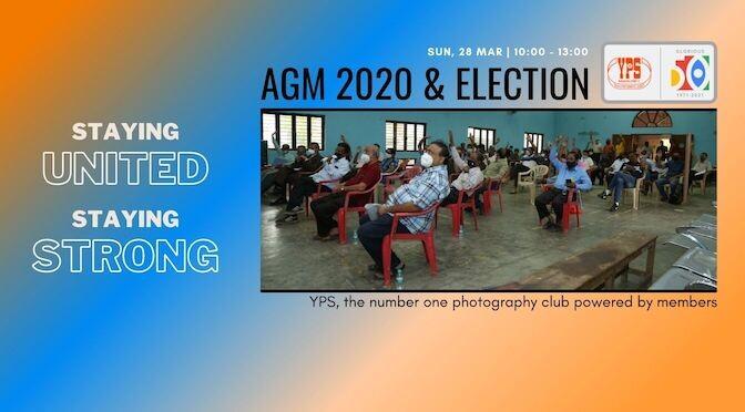 AGM 2020 & ELECTION