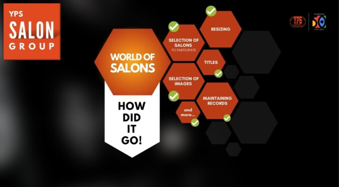 YPS Salon - World of Salons - How did it go - Report