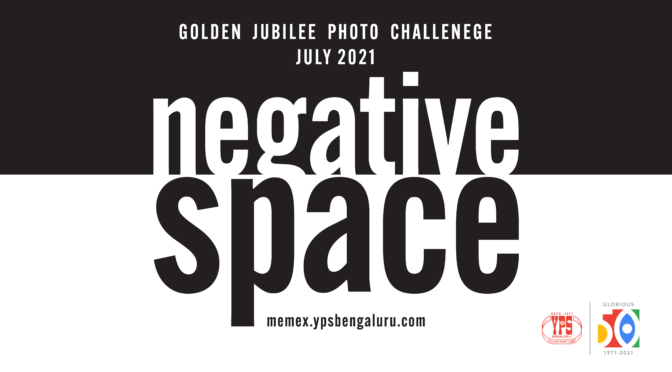 Golden Jubilee Photo Challenge - Negative Space