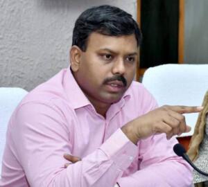 GoH Venkatesh Kumar R, I.A.S