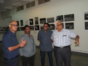Vijay Cavale, Satish, Diinesh Kumble, MN Jayakumar