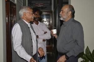 Amar Bhaskar, Anand Sharan