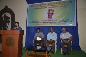 Invocation song by Manjula Satish