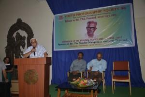 MN Jayakumar speaking about TNA Perumal