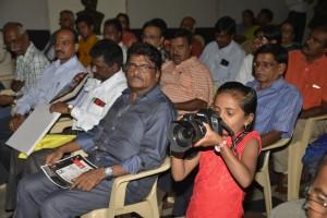 Young Photographer - daughter of Varadanayaka TP