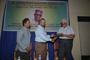Jury - MN Jayakumar