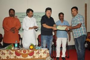 Presenting Awards