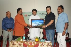 A token of appreciation to Dr. Srinath