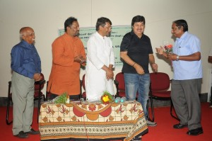 Thanking Sponsor Allama Prabhu