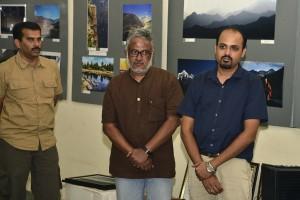 Deepak, Chandrasekar and Vikas