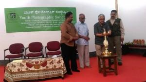 Lamp Lighting by Jayarama Adiga