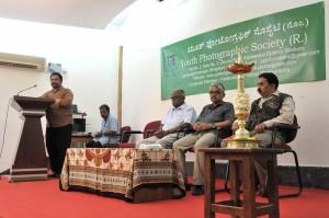 Address by Satish