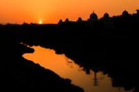 sunrise-at-the-musi-river