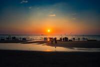 beach-side-sunset